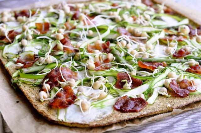 broccolipizza opskrift