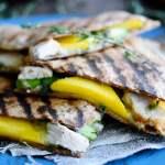 quesadilla med kylling | www.juliekarla.dk