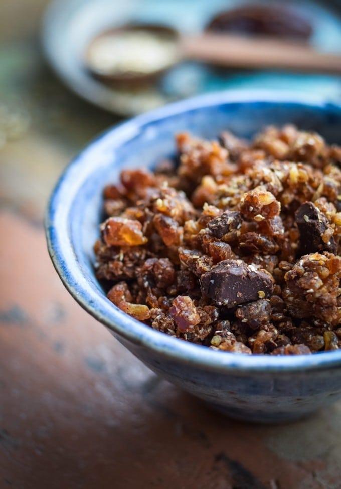 cookie dough opskrift - en sundere én af slagsen