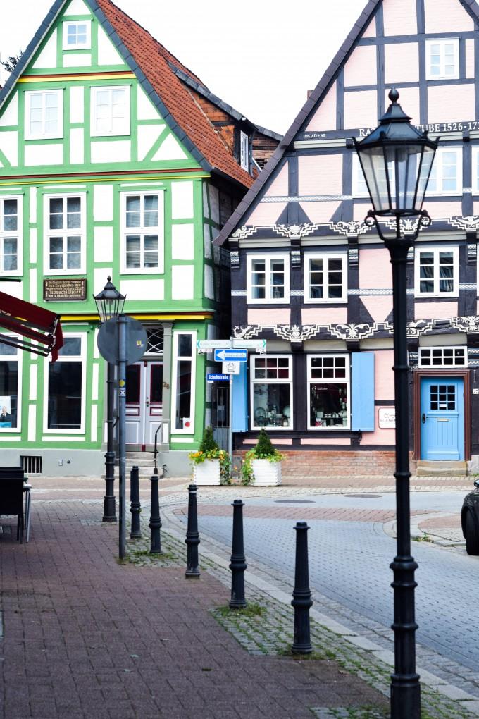 Ferie i Niedersachsen shopping