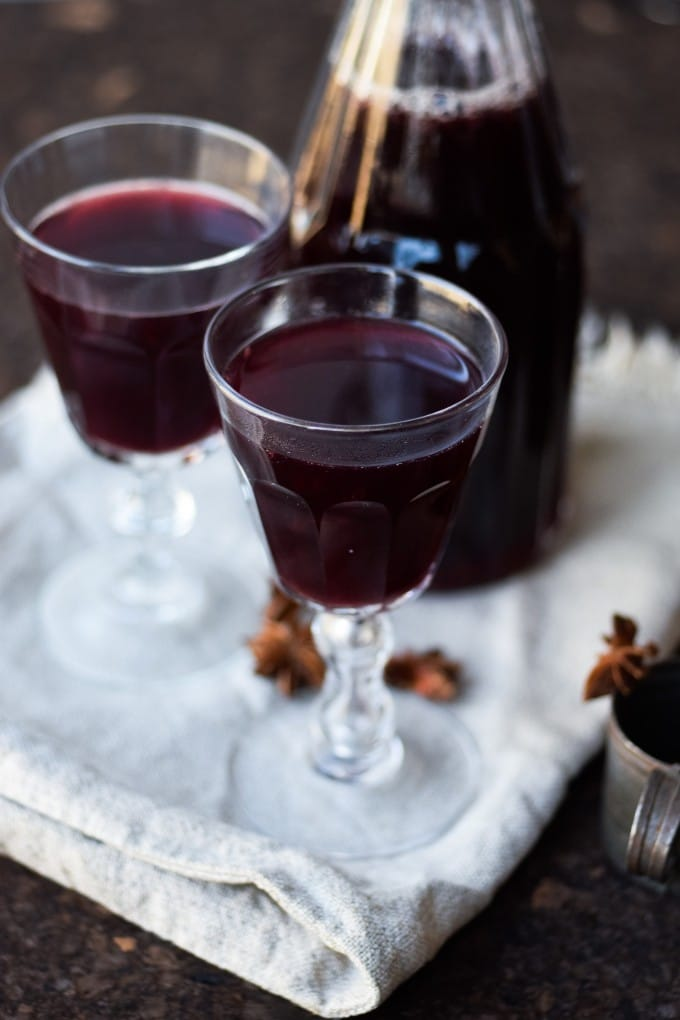 opskrift på mulled wine