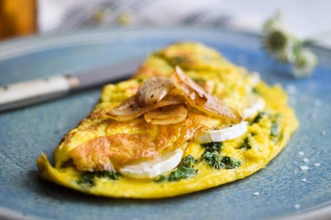 verdens bedste opskrift paa omelet