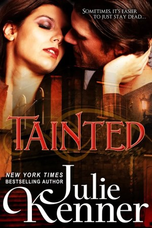 Tainted - Print Cover