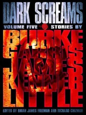 Dark Screams: Volume 5 - Digital Cover
