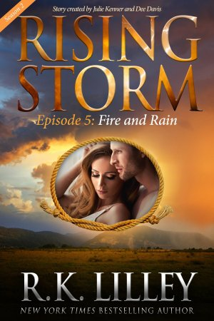 Fire and Rain - Print Cover