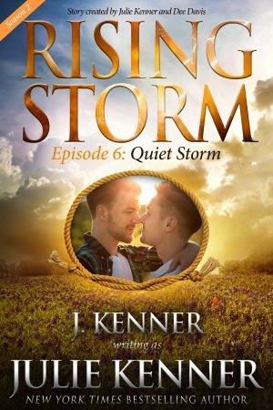 Quiet Storm - Print Cover