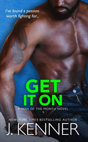 Get It On - Print Cover