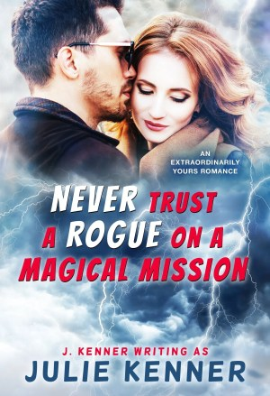 Never Trust a Rogue on a Magical Mission - Digital Cover