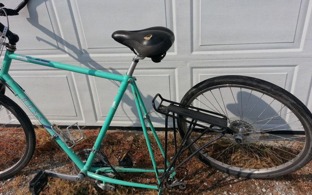 Bill's Biking Accident