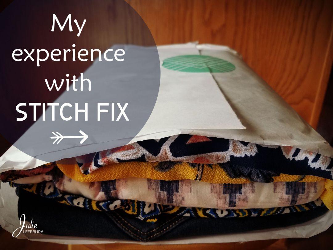 My experience with Stitch Fix