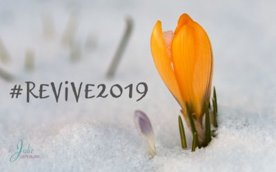 Revive in 2019 – What's Your Word?