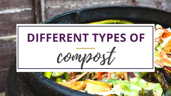 one of the different types of compost is wilted vegetables