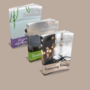 Devotionals 3-Pack (DIGITAL)