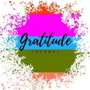 Gratitude Coloring Journal for Teens (DIGITAL)