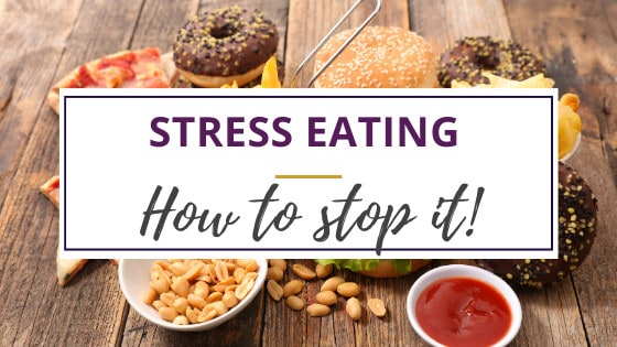 how to stop emotional eating of junk food and fast food