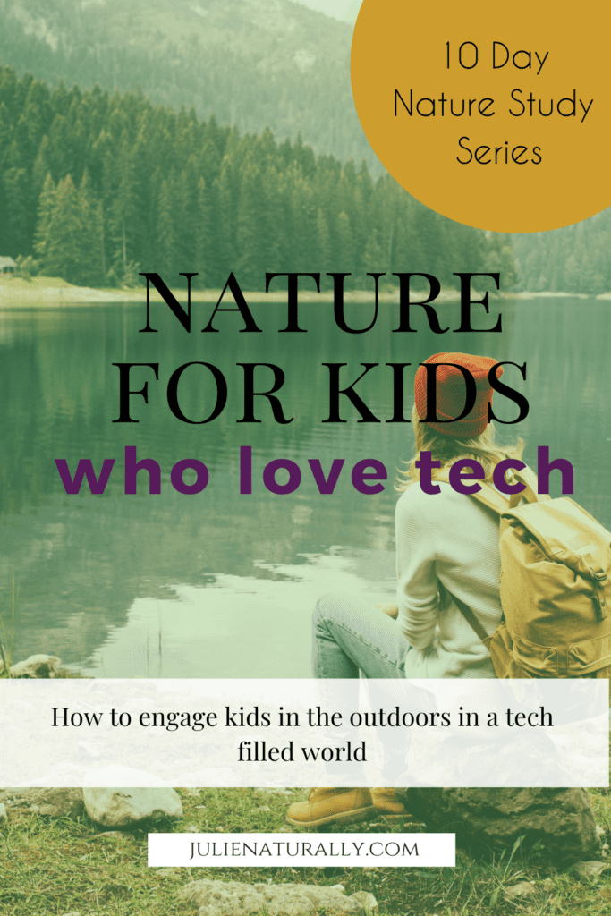 nature for kids who love tech