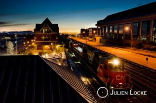 Thunder Bay Train Depot