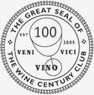 Insigne du Wine Century Club