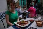 Un superbe dîner au Green Tangerine