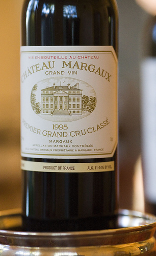 Château Margaux (Source: Thomas Hawk , Flickr)