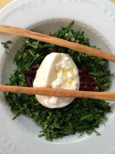 Burrata chez Necci dal 1924