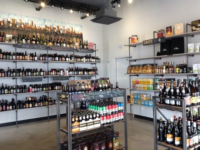 Le Fridge - Bière et Cafés