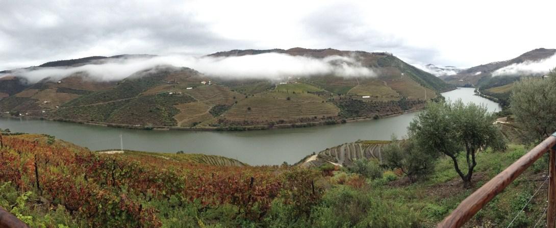 Le Douro depuis chez Quinta da Pôpa
