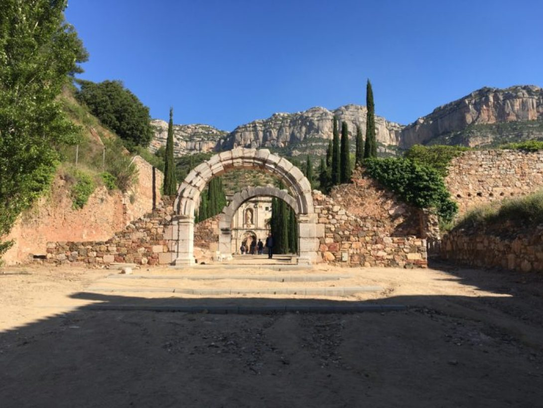 Monastère d'Escaladei