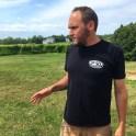 Simon Rafuse, winemaker chez Blomidon Estate Winery