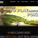 Je vais jouer au poker en bitcoin !