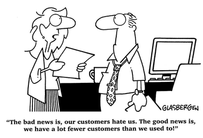 The importance of a good customers service: case study with