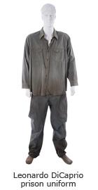 Leonardo DiCaprio prison uniform