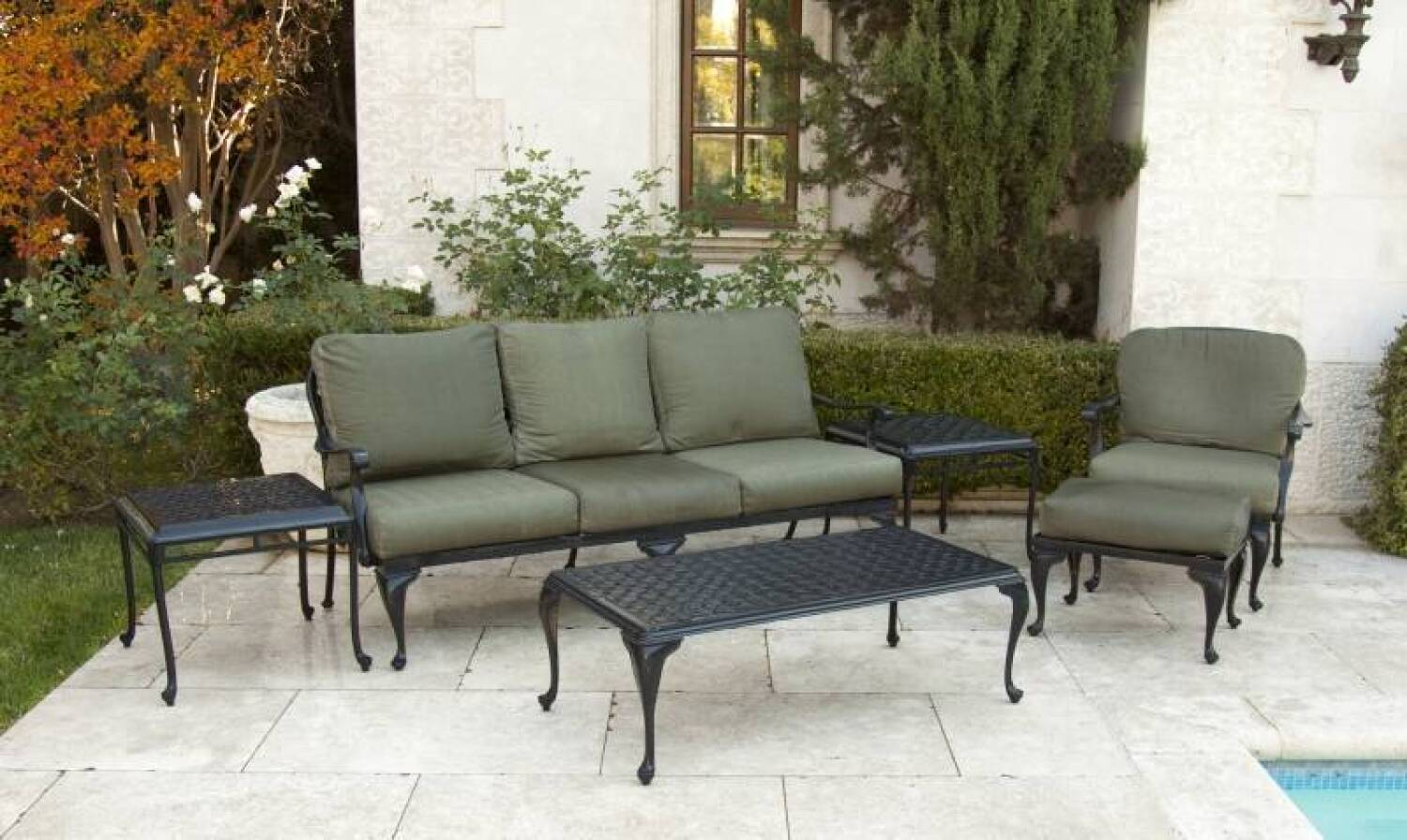 Smith And Hawken Patio Furniture