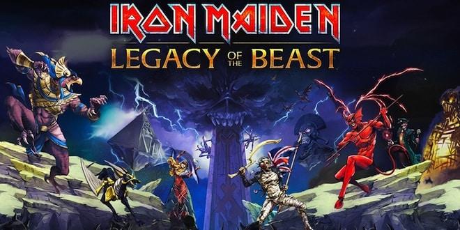Un jeu vidéo Iron Maiden est en préparation pour l'été 2016