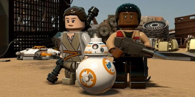 E3 – LEGO Star Wars VII Le Réveil de la Force: Nouvelle bande-annonce
