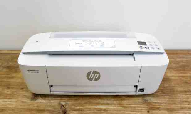 Imprimante HP compacte tout en un