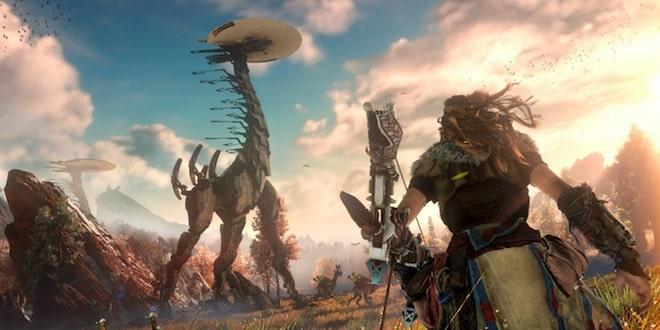 Horizon Zero Dawn fait le beau avec ce nouveau trailer en VF