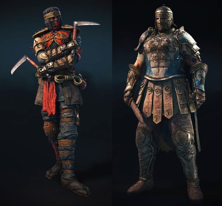 For Honor : 2 nouveaux héros et 2 nouvelles maps le mois prochain