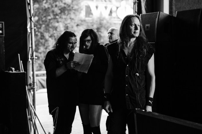 Kai Hansen & Friends at the Wacken Open Air 2016