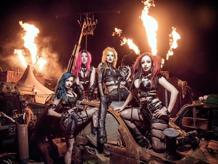 Pyrohex – Wacken Open Air 2017