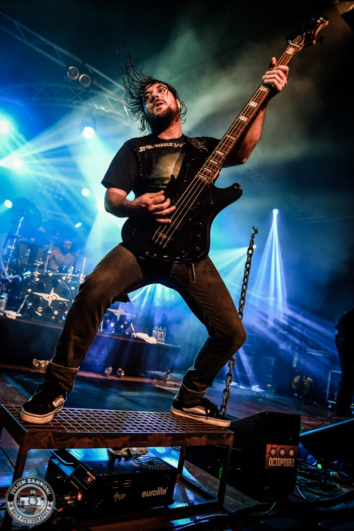 Dagoba plays at Octopode Festival 2017