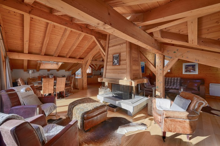 Photo immobilier / Luxury Real Estate Photo Chamonix