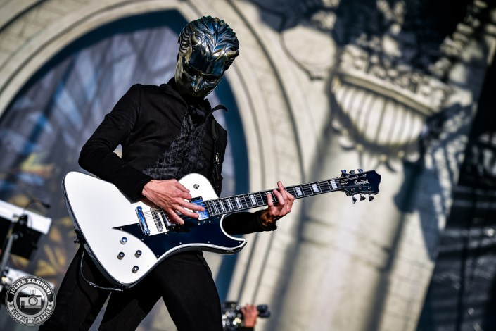 Ghost plays at the Download Festival Paris - 2018
