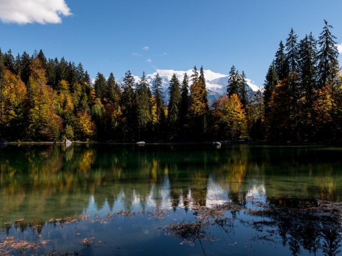 Lac Vert – Chamonix, Haute Savoie – France