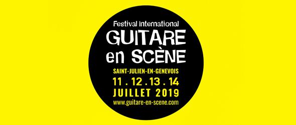 Affiche Guitare en Scène 2019