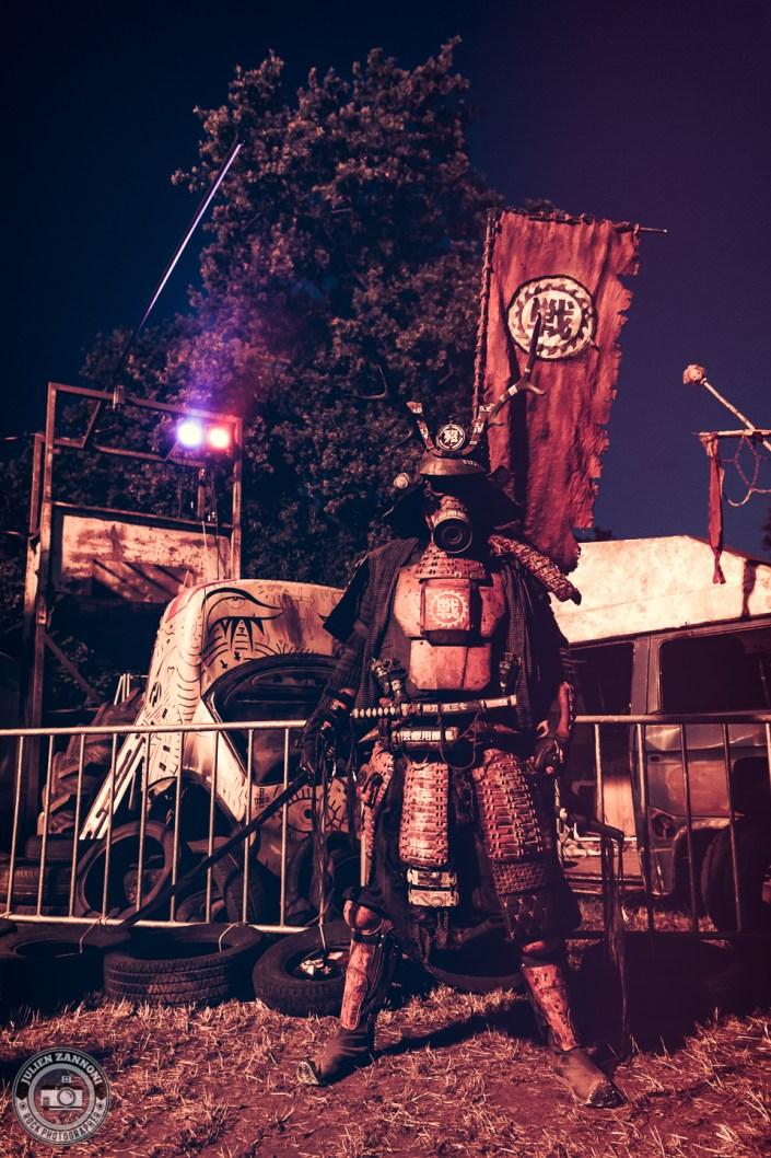 Wasteland Warriors at Wacken 2019