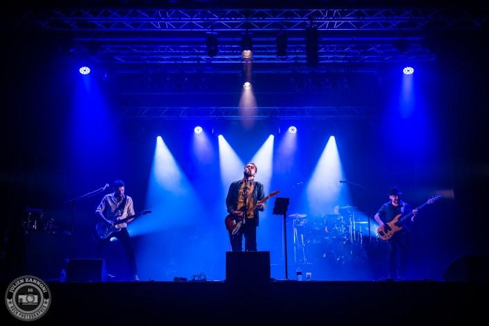 Auguste Nine en concert à la MJC O Totem à Lyon en 2021