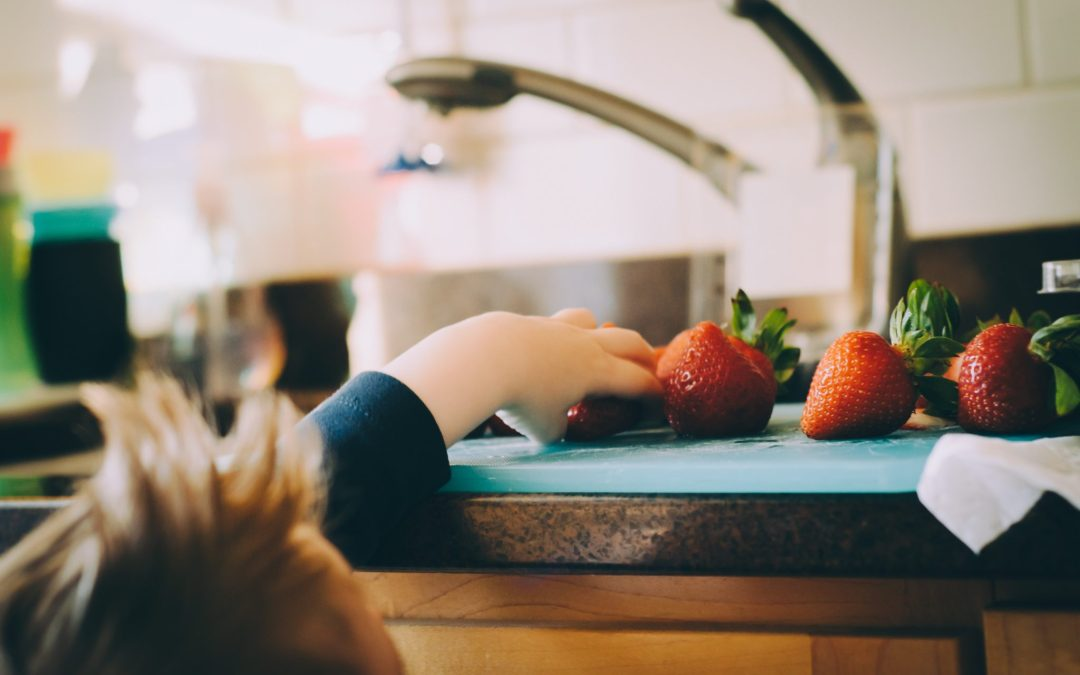 Feeding Toddlers: What, When and How Much To Feed 1- to 3-year-olds