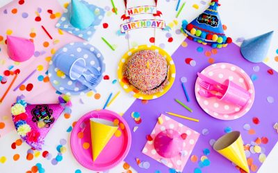 11 Healthy Kids' Birthday Treats That Aren't Cupcakes