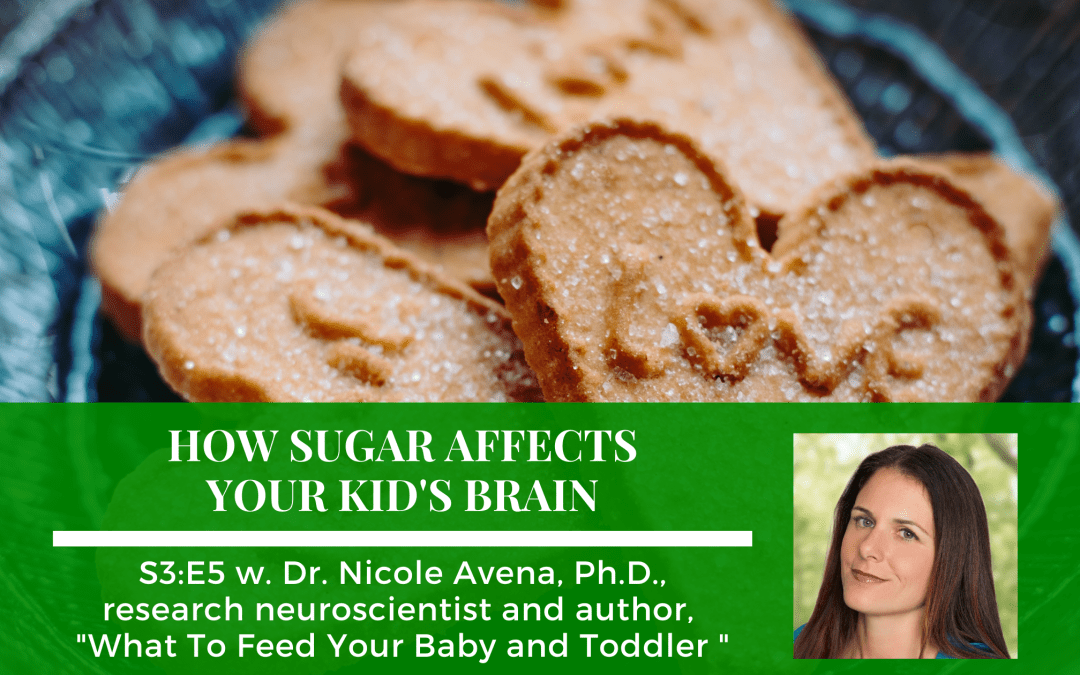 S3:E5: How Sugar Affects Your Kid's Brain